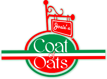 Josie's Coat of Oats Logo